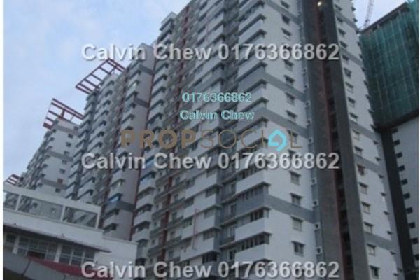 For Sale Condominium at Koi Kinrara, Bandar Puchong Jaya Freehold Unfurnished 3R/0B 423k