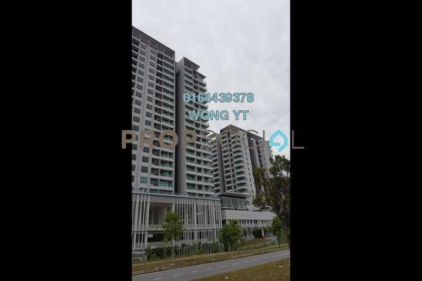 For Sale Condominium at Paragon 3, Bandar Putra Permai Leasehold Semi Furnished 3R/3B 530k