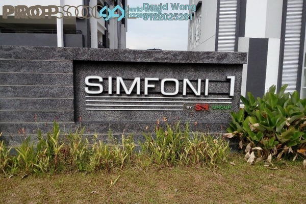 For Rent Condominium at Symphony Residence, Kajang Freehold Unfurnished 3R/2B 1.1k