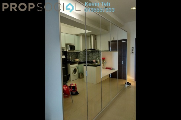 For Rent Condominium at Windsor Tower, Sri Hartamas Freehold Fully Furnished 1R/1B 2.5k