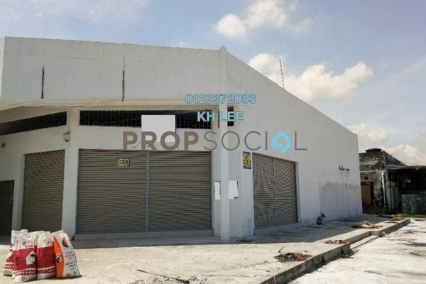 For Rent Factory at Taman Klang Utama, Klang Freehold Unfurnished 0R/0B 2.8k