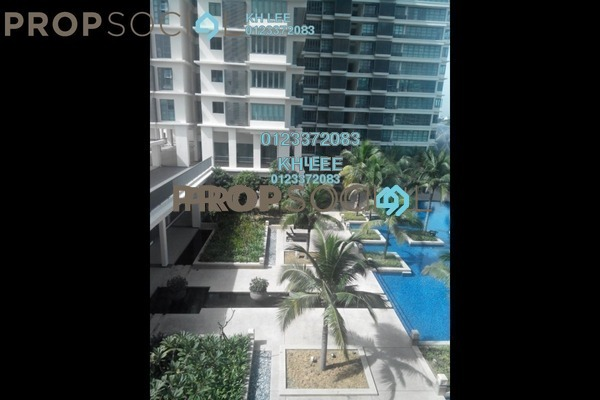 For Sale Serviced Residence at Saujana Residency, Subang Jaya Freehold Fully Furnished 4R/3B 1.4m