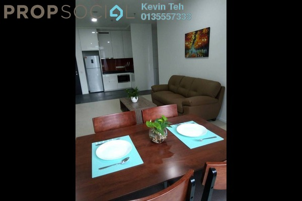 For Rent Condominium at Arcoris, Mont Kiara Freehold Fully Furnished 1R/1B 2.7k