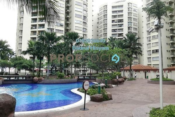 For Sale Condominium at Villa Wangsamas, Wangsa Maju Freehold Semi Furnished 4R/2B 540k