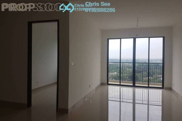 For Rent Condominium at Ken Rimba, Shah Alam Freehold Unfurnished 3R/2B 1.2k