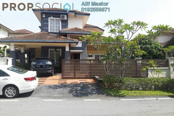 For Sale Bungalow at Seksyen 6, Bandar Bukit Mahkota Freehold Fully Furnished 6R/5B 1.55m