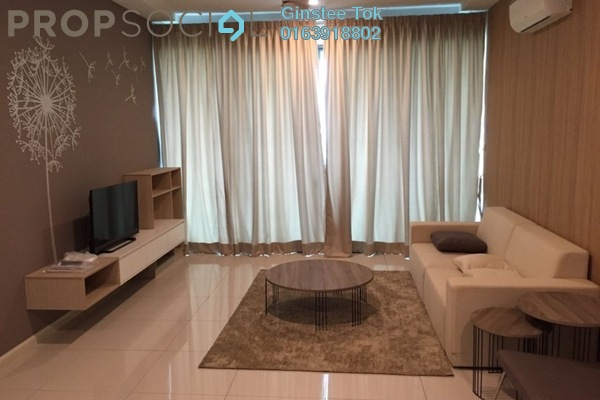 For Rent Condominium at LaCosta, Bandar Sunway Freehold Fully Furnished 3R/2B 3.8k