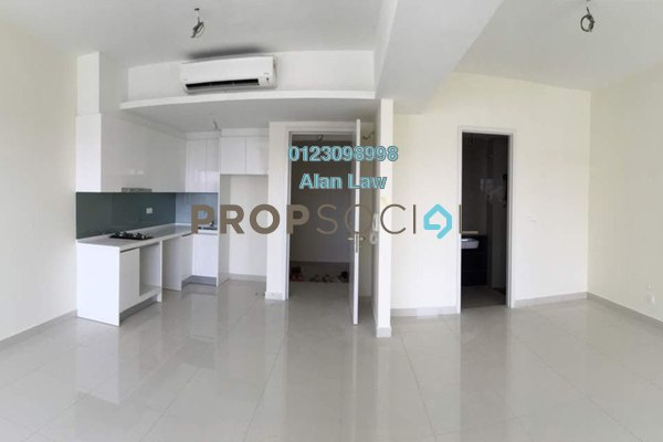 For Rent Serviced Residence at Tropicana Metropark, Subang Jaya Freehold Semi Furnished 0R/1B 1.1k