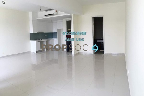 For Sale Serviced Residence at Tropicana Metropark, Subang Jaya Freehold Semi Furnished 0R/1B 380k