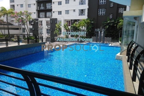 For Sale SoHo/Studio at Axis SoHu, Pandan Indah Freehold Unfurnished 1R/1B 250k