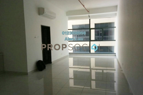 For Rent Office at 3 Towers, Ampang Hilir Freehold Unfurnished 0R/1B 1.4k
