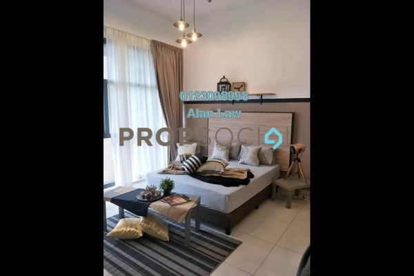 For Rent SoHo/Studio at 3 Towers, Ampang Hilir Freehold Fully Furnished 0R/1B 1.9k
