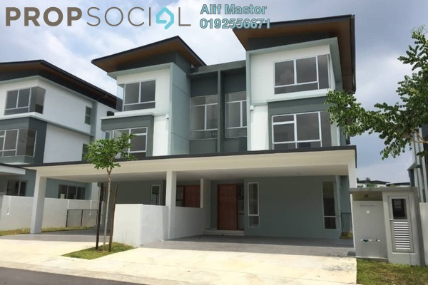 For Sale Semi-Detached at Parkfield Residences @ Tropicana Heights, Kajang Freehold Unfurnished 6R/5B 1.39m