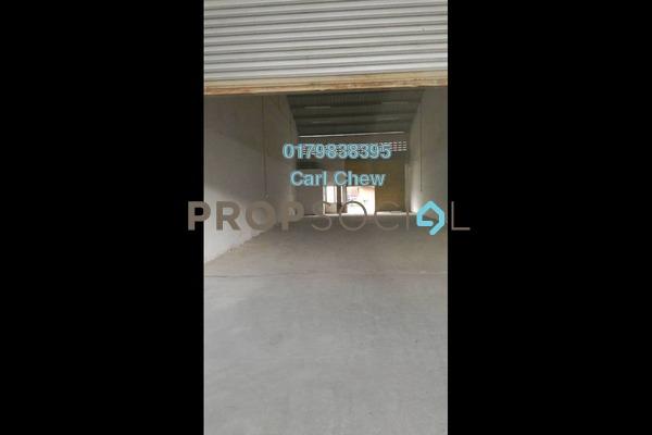 For Rent Factory at Jalan Meru, Klang Freehold Unfurnished 0R/1B 2k