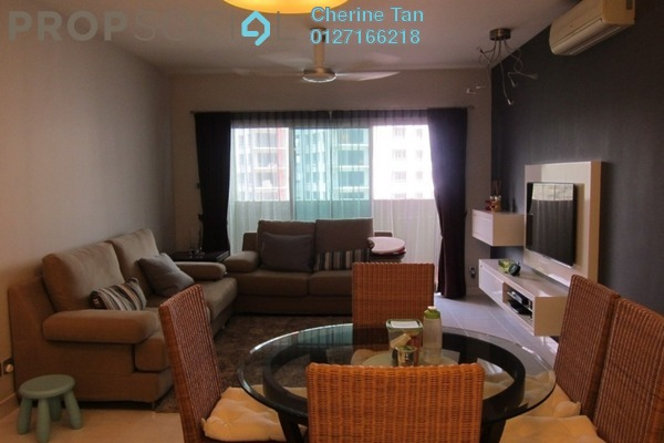 For Sale Condominium at Kiara Designer Suites, Mont Kiara Freehold Fully Furnished 3R/2B 828k