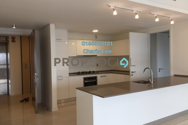 For Sale Serviced Residence at The Sentral Residences, KL Sentral Freehold Semi Furnished 2R/2B 1.79m