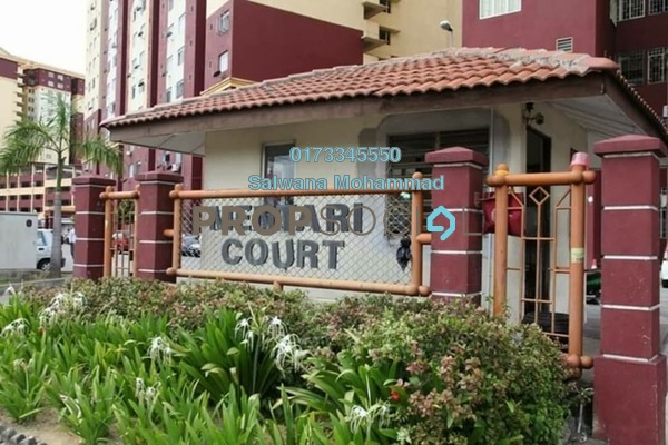 For Sale Apartment at Mentari Court 1, Bandar Sunway Freehold Unfurnished 3R/2B 245k