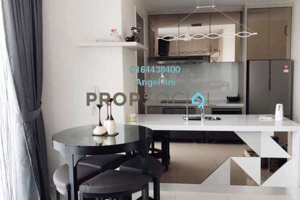 For Rent Condominium at Nadi Bangsar, Bangsar Freehold Fully Furnished 2R/2B 6k
