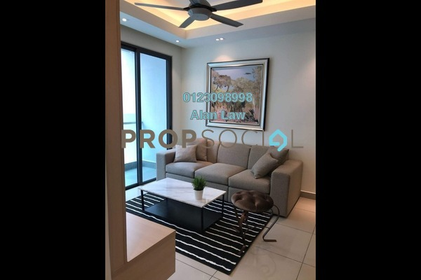 For Sale Condominium at Ascenda Residence @ SkyArena, Setapak Freehold Fully Furnished 3R/2B 670k