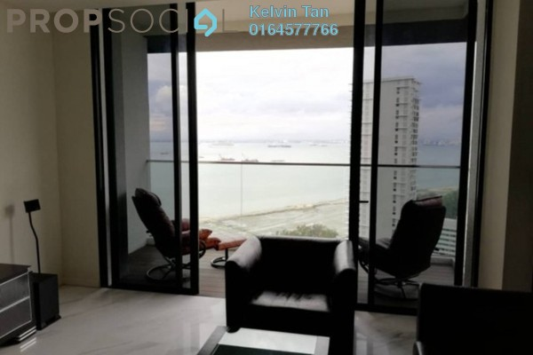 For Sale Condominium at Setia V Residences, Gurney Drive Freehold Fully Furnished 3R/2B 2.08m