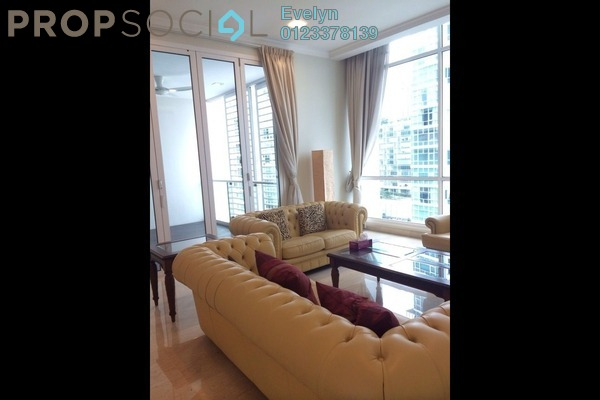 For Sale Condominium at Sunway Vivaldi, Mont Kiara Freehold Semi Furnished 3R/4B 2.1m