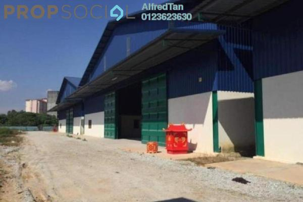 For Rent Factory at Diamond Residences, Setapak Freehold Unfurnished 0R/0B 18k