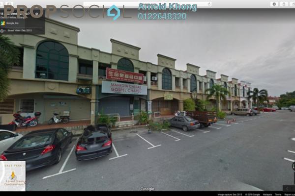 For Sale Shop at Mahkota Walk, Bandar Mahkota Cheras Freehold Unfurnished 0R/0B 1m