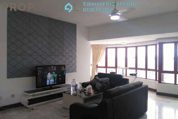 For Rent Condominium at Summer Villa, Subang Jaya Freehold Fully Furnished 3R/2B 3.1k