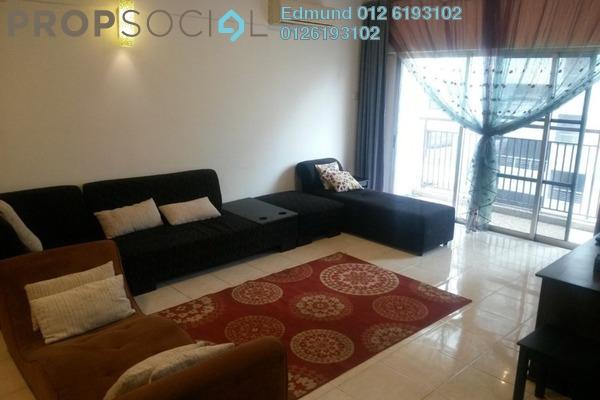 For Rent Condominium at Kelana Mahkota, Kelana Jaya Freehold Fully Furnished 3R/2B 2.8k