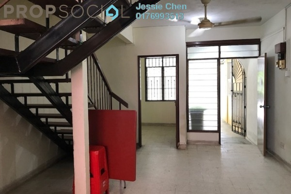 For Sale Terrace at Taman Rasah Jaya, Rasah Freehold Semi Furnished 3R/2B 155k