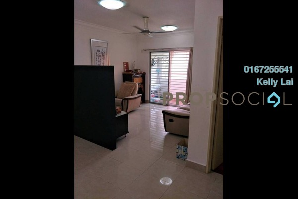 For Sale Condominium at Paradesa Tropika, Bandar Sri Damansara Freehold Semi Furnished 3R/2B 490k