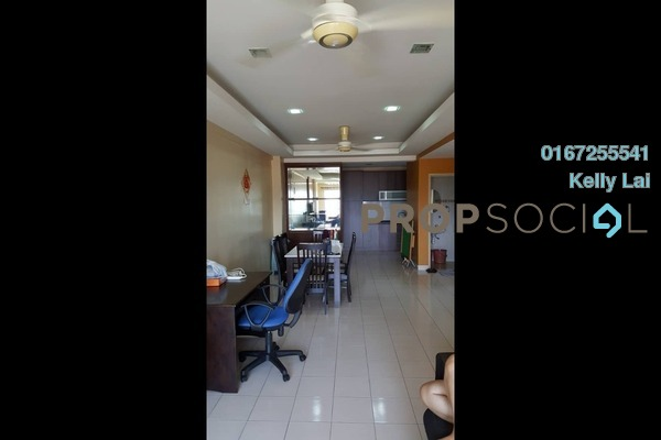 For Sale Terrace at Taman Rainbow, Jalan Ipoh Freehold Semi Furnished 4R/3B 1.25m
