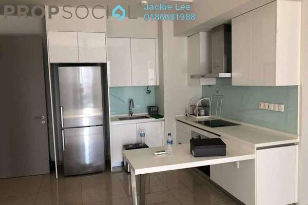 For Rent Condominium at D'Sands Residence, Old Klang Road Freehold Semi Furnished 2R/2B 1.6k
