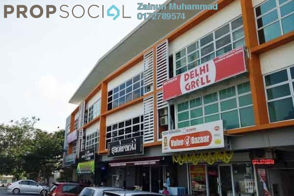 For Sale Shop at Glomac Cyberjaya, Cyberjaya Freehold Unfurnished 0R/3B 2.15m