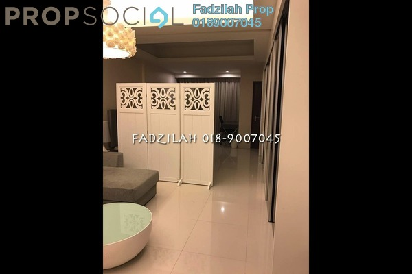 For Rent SoHo/Studio at Carlton, Sri Hartamas Freehold Fully Furnished 0R/1B 1.9k