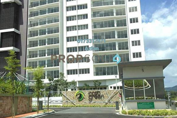 For Sale Condominium at Casa Green, Cheras South Freehold Unfurnished 5R/5B 800k