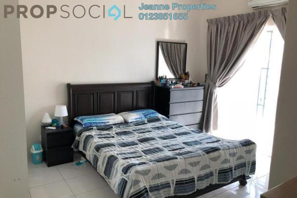 For Sale Apartment at Suria Residence, Bandar Mahkota Cheras Freehold Semi Furnished 3R/3B 350k