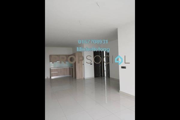 For Sale Serviced Residence at Green Haven, Johor Bahru Freehold Semi Furnished 3R/2B 741k