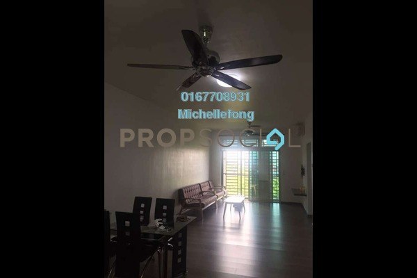 For Rent Serviced Residence at East Bay, Masai Freehold Fully Furnished 3R/2B 1.6k