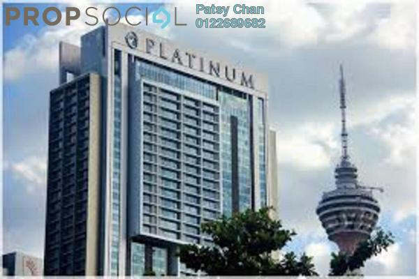 For Sale Serviced Residence at Platinum Suites, KLCC Freehold Fully Furnished 2R/2B 1.5m