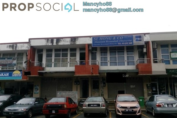 For Sale Shop at Putra Point Commercial Centre, Putra Heights Freehold Semi Furnished 0R/0B 1.5m