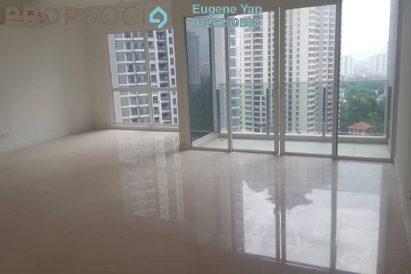 For Sale Condominium at Pavilion Hilltop, Mont Kiara Freehold Semi Furnished 3R/3B 1.48m