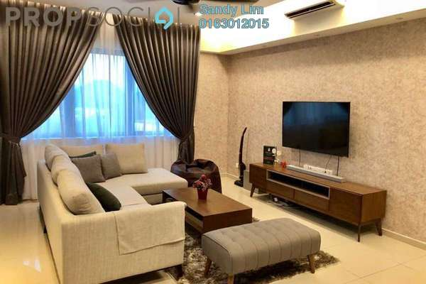 For Rent Condominium at Encorp Strand Residences, Kota Damansara Freehold Fully Furnished 2R/2B 3.3k
