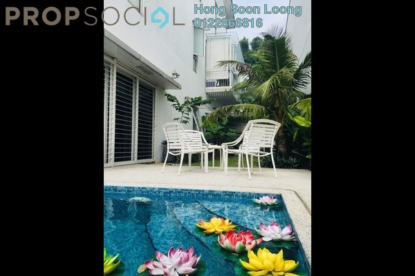 For Sale Bungalow at Sunway Rymba Hills, Sunway Damansara Freehold Semi Furnished 4R/4B 4.2m