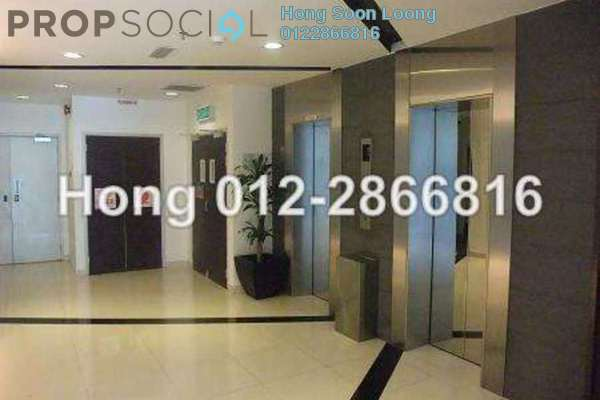 For Rent Office at Quattro West, Petaling Jaya  Semi Furnished 0R/0B 92.4k