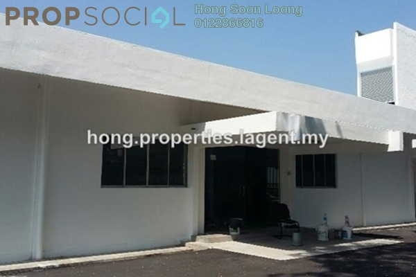For Rent Factory at Section 16, Shah Alam Leasehold Unfurnished 0R/2B 23.8k