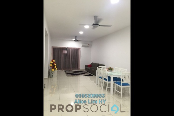 For Rent Condominium at Fiera Vista, Sungai Ara Freehold Fully Furnished 3R/3B 1.5k