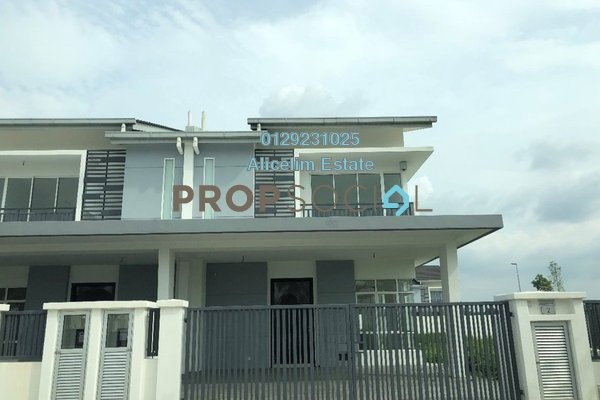 For Rent Semi-Detached at M Residence 2, Rawang Freehold Unfurnished 4R/3B 1.4k