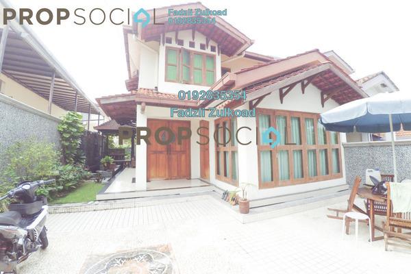 For Sale Terrace at Taman Puncak Jalil, Bandar Putra Permai Leasehold Semi Furnished 4R/4B 820k