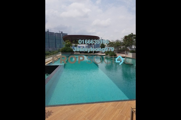 For Sale Condominium at Denai Sutera, Bukit Jalil Freehold Semi Furnished 3R/3B 606k